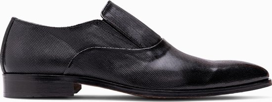Paulo Bellini Loafer Mantova  Leather Black