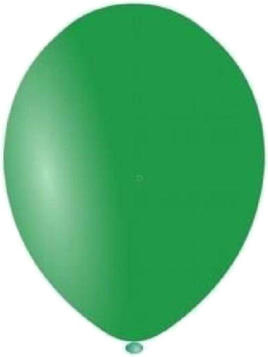 Belbal - Ballonnen - Helder groen - 100st.