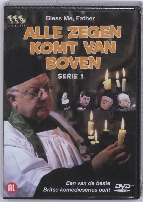 Cover van de film 'Alle Zegen Komt Van Boven'