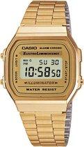 Casio Vintage Iconic A168WG-9EF - Unisex - Horloge - 36 mm