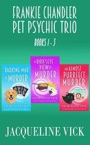 Frankie Chandler Pet Psychic Trio