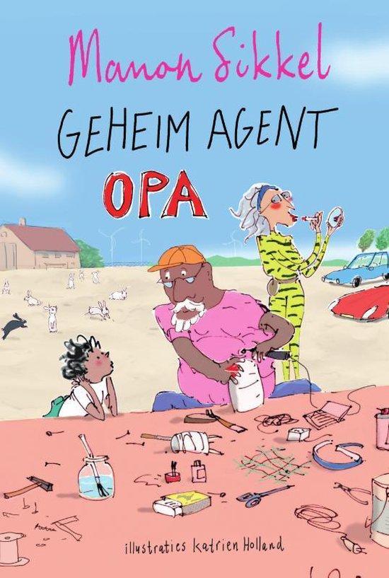Geheim agent oma 3 -   Geheim agent opa