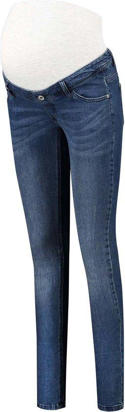 Prénatal Zwangerschapsbroek - Skinny Fit - Blauw Denim - W31 X L32