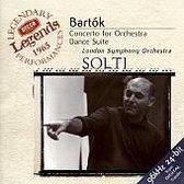 Bartok: Concerto for Orchestra, Dance Suite / Solti, London Symphony Orchestra