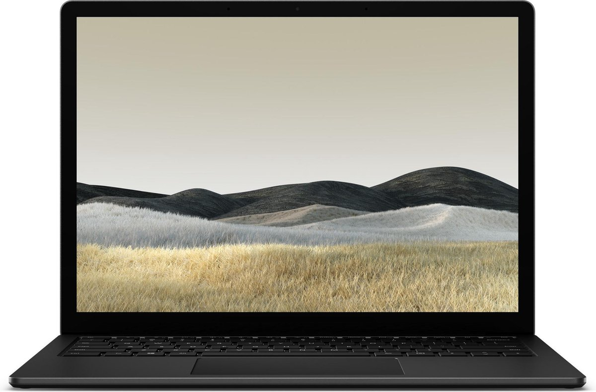 Microsoft Surface Laptop 3 – Intel Core i5 (10th gen) – 13.5 inch – 256GB – Zwart – Azerty