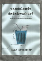 Wandelende drinkyoghurt