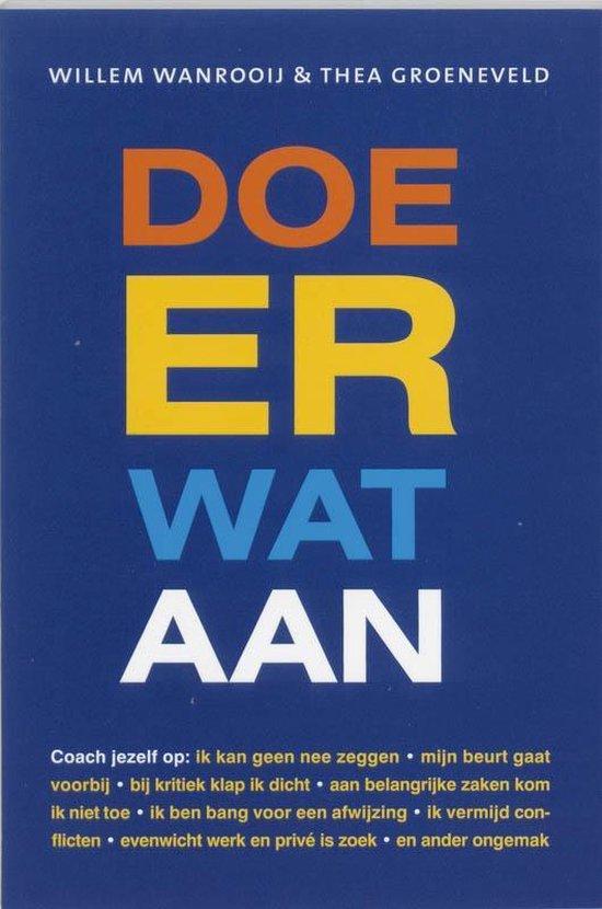 Cover van het boek 'Doe er wat aan'