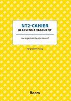 Boek cover NT2-Cahier Klassenmanagement van Margreet Verboog