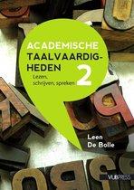 Academische taalvaardigheden 2