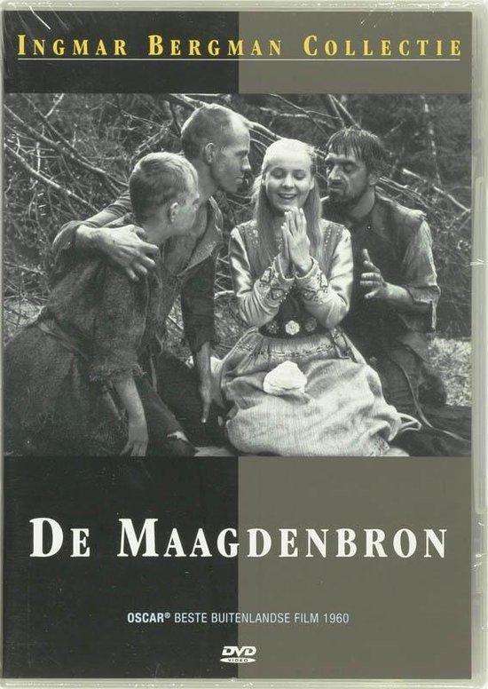 Cover van de film 'De Maagdenbron'