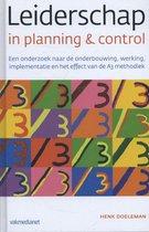 Leiderschap in planning en control