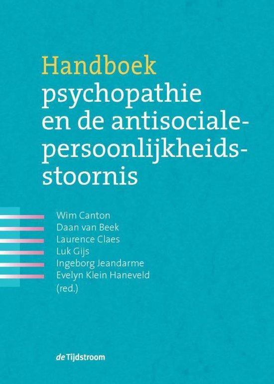 Handboek psychopathie en de antisociale-persoonlijkheidsstoornis