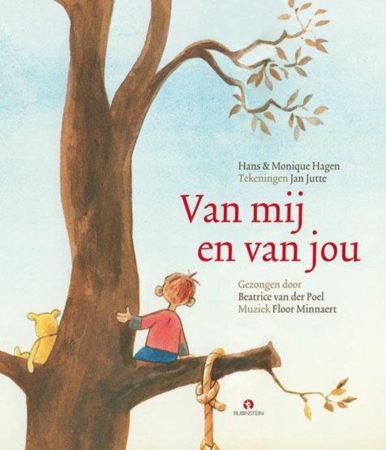 Boek cover Van mij en van jou van Hans & Monique Hagen (Hardcover)