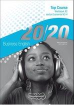 20/20 Business English Economie N3-4 Werkboek B2
