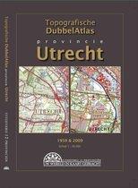 Boek cover Topografische DubbelAtlas Utrecht 1959-2009 van Marcel Kuiper