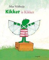 Boek cover Kikker is Kikker van Max Velthuijs (Hardcover)