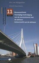 Bouw- en aanbestedingsrecht 11 -   Bouwsomlimiet, voortijdige beeindiging van de overeenkomst met de adviseur, auteursrecht van de adviseur