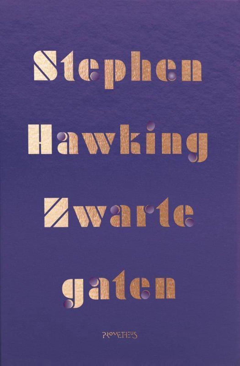 Zwarte gaten - Stephen Hawking