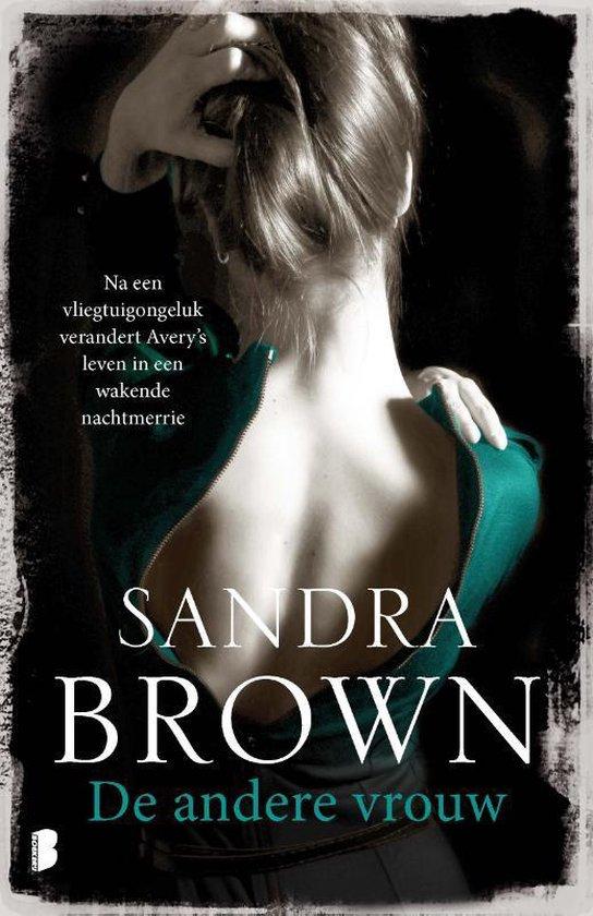 Omslag van De andere vrouw - Sandra Brown