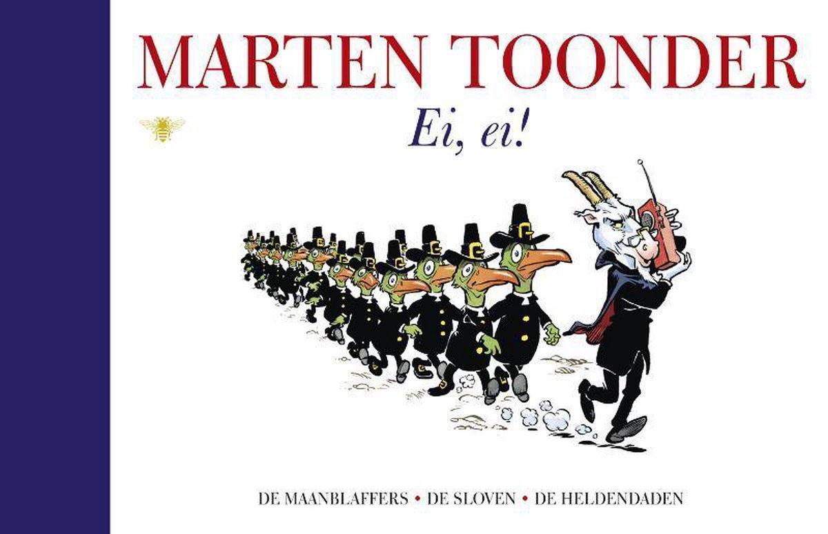 Alle verhalen van Olivier B. Bommel en Tom Poes 37 -   Ei ,ei! - Marten Toonder