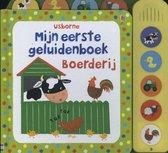 Mijn eerste geluidenboek boerderij