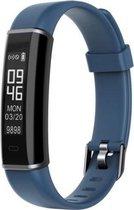 DrPhone Kidstime4 - Smartwatch + Activity Tracker-horloge voor Kinderen – Stappenteller- Calorieteller - Kids Watch - Slaapmonitor - Blauw