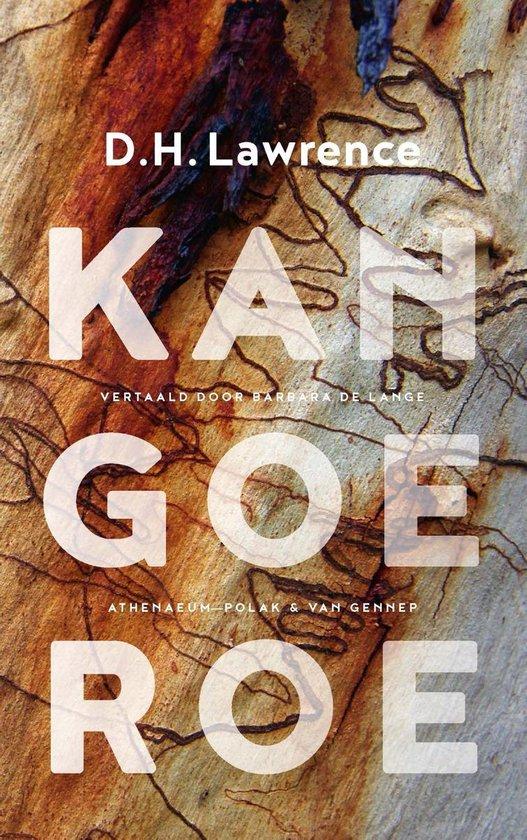 Boek cover Kangoeroe van D.H. Lawrence (Onbekend)
