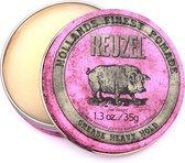 Reuzel Hf Pomade Grease Heavy Hold - Pink 35 gr