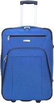 Decent Basic-Line Handbagage Trolley 53 cm - Cobaltblauw