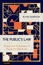 Omslag The Public's Law