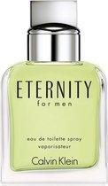 Calvin Klein Eternity 100 ml - Eau de Toilette - Herenparfum