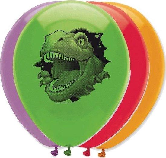 CREATIVE PARTY - Set van dinosaurus ballonnen - Decoratie > Ballonnen