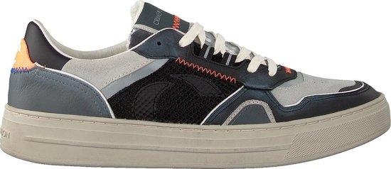 Crime London Heren Lage sneakers Lunar - Grijs - Maat 40
