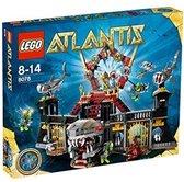 LEGO Atlantis Poort Naar Atlantis - 8078