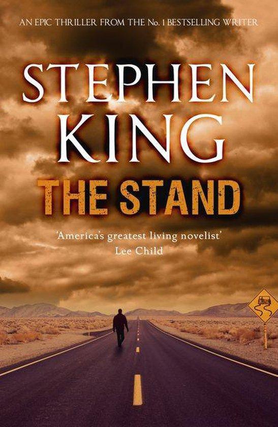 Boek cover The Stand van Stephen King (Onbekend)
