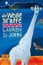 Omslag Die weiße Giraffe