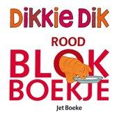 Dikkie Dik - Rood blokboekje