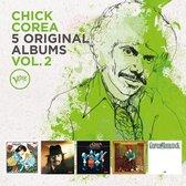 5 Original Albums - Chick Corea (Vol.2)