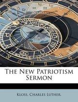 The New Patriotism Sermon