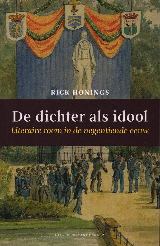 De dichter als idool - Rick Honings | Fthsonline.com