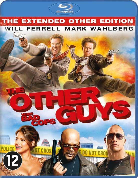 Cover van de film 'Other Guys'