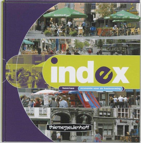 Leerboek Havo/vwo Index - none  