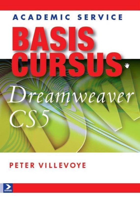 Basiscursus Dreamweaver CS5 - Peter Villevoye | Fthsonline.com