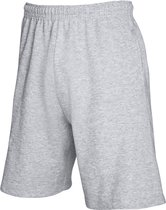 Fruit of the Loom - Korte broek -  Grey - Maat XXL