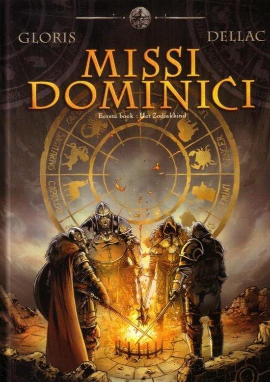 Missi dominici hc01. het zodiakkind - Benoît Dellac  