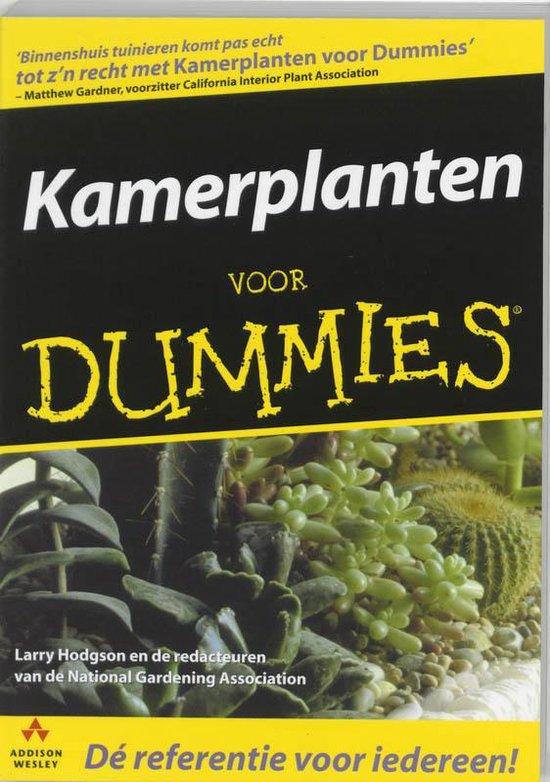 Voor Dummies - Kamerplanten voor Dummies