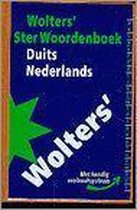 Boek cover Duits-Nederlands woordenboek - Bos van Bos