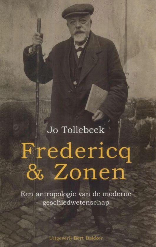 Cover van het boek 'Fredericq & Zonen'
