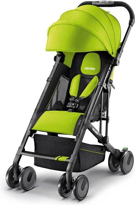 Product: Recaro Easylife Elite buggy Lime, van het merk Recaro