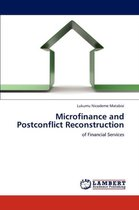Microfinance and Postconflict Reconstruction